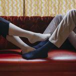 Chaussettes de contention Elle & Lui Classe 2