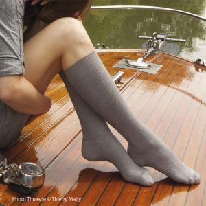 Chaussettes de contention (Femme) Venoflex Fast Coton Classe 2