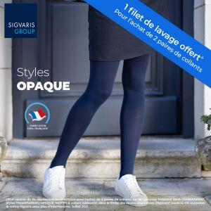 Collant de contention Styles Opaque (Opalis) Classe 2