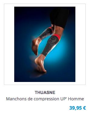 Manchon de compression UP Thuasne Sport