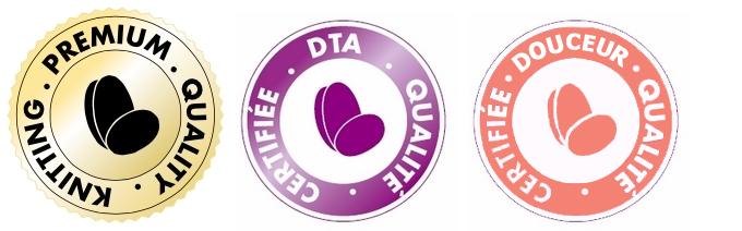 badge de qualité