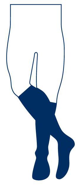 Chaussettes Instinct Coton